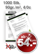 angebot flyer