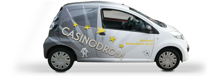 Citroen C2 Casinodrom